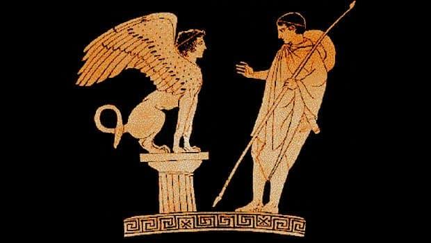 Œdipe : représentation anthropomorphique du conflit vital