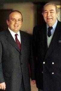 Dott. Quirino Zangrilli e Prof. Nicola Peluffo