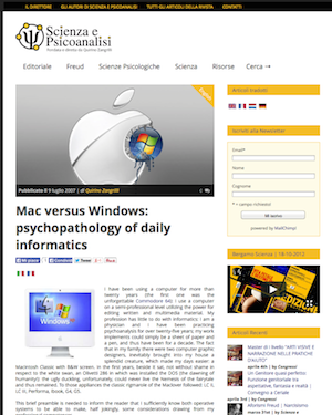 Macintosh Windows