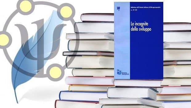 Le incognite dello sviluppo, Autori Vari, Tirrenia Stampatori, 2002
