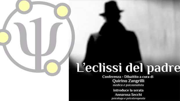 L'Eclissi del Padre – Conferenza del Dott. Quirino Zangrilli