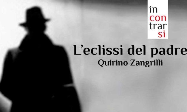 L'eclissi del Padre: conferenza del dott. Quirino Zangrilli