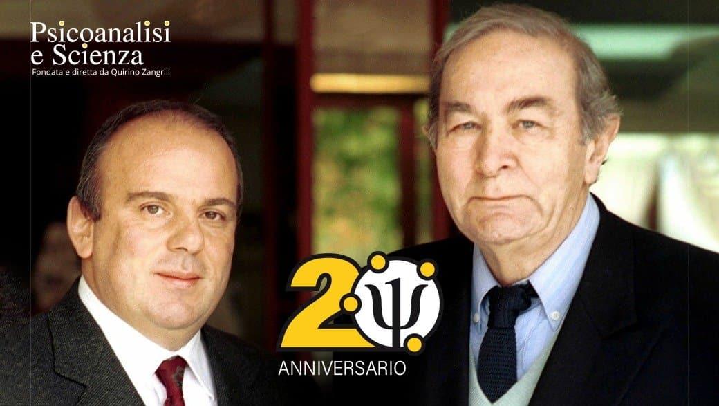 Venti Anni di Psicoanalisi e Scienza!
