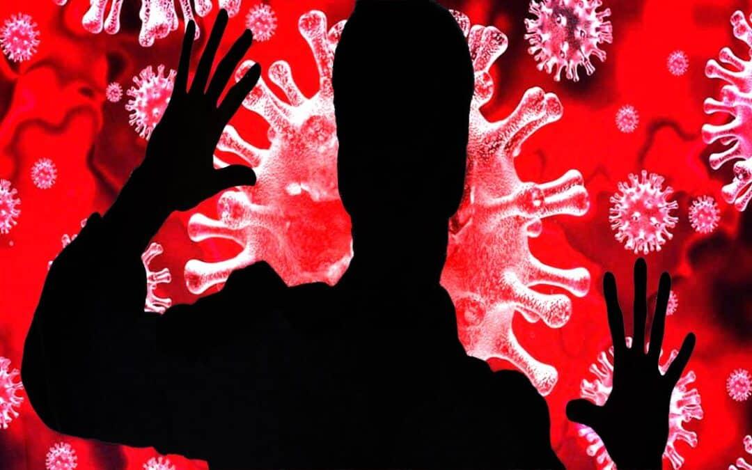 Coronavirus: fobia, quarantena e tabù del toccare