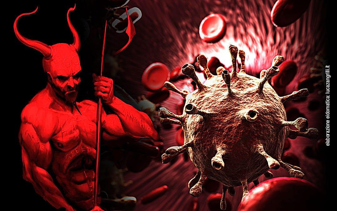 Corona virus e terrorismo psicologico - Covid 19